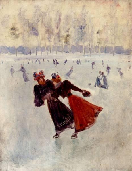 Women Skating